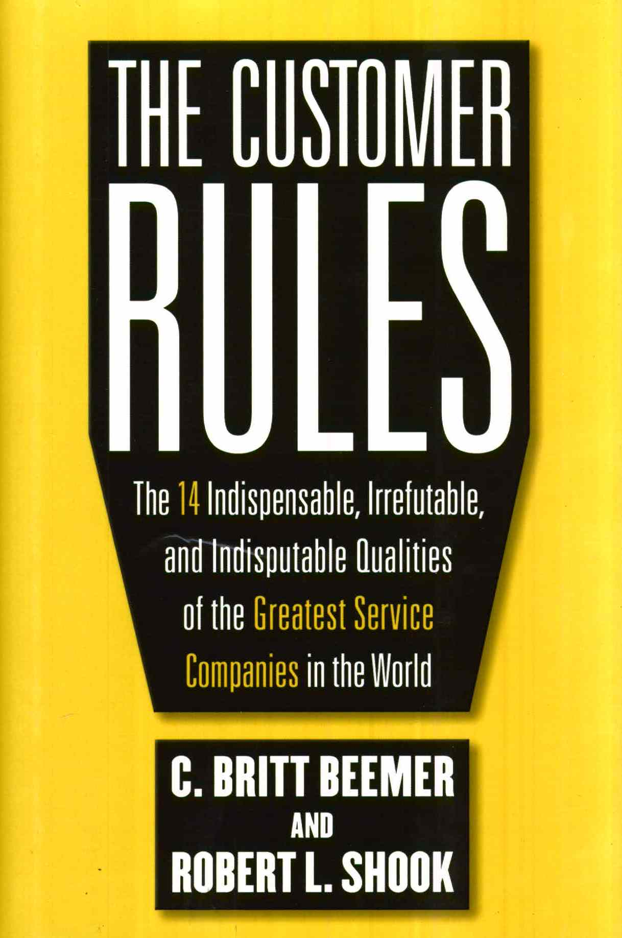 new book summary available for the customer rules