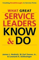 What Great Service Leaders Know & Do